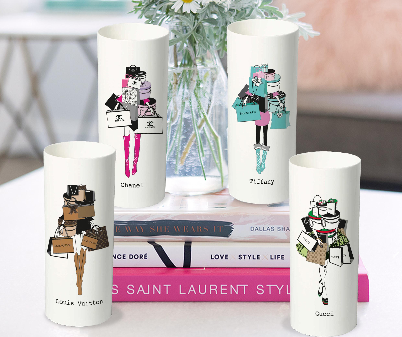Shopping Vases