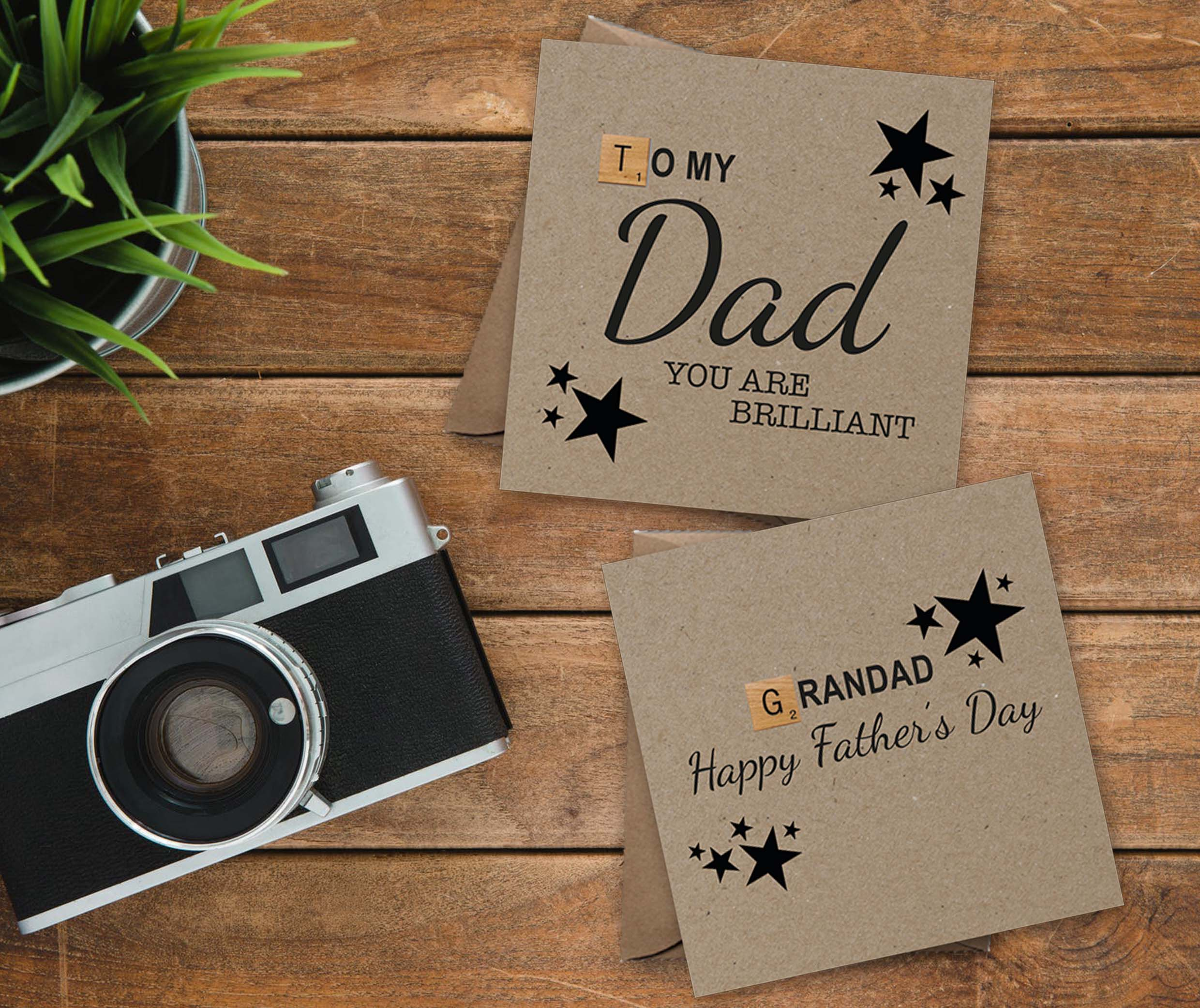 Eco Father's Day