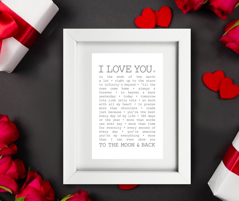 True Valentines