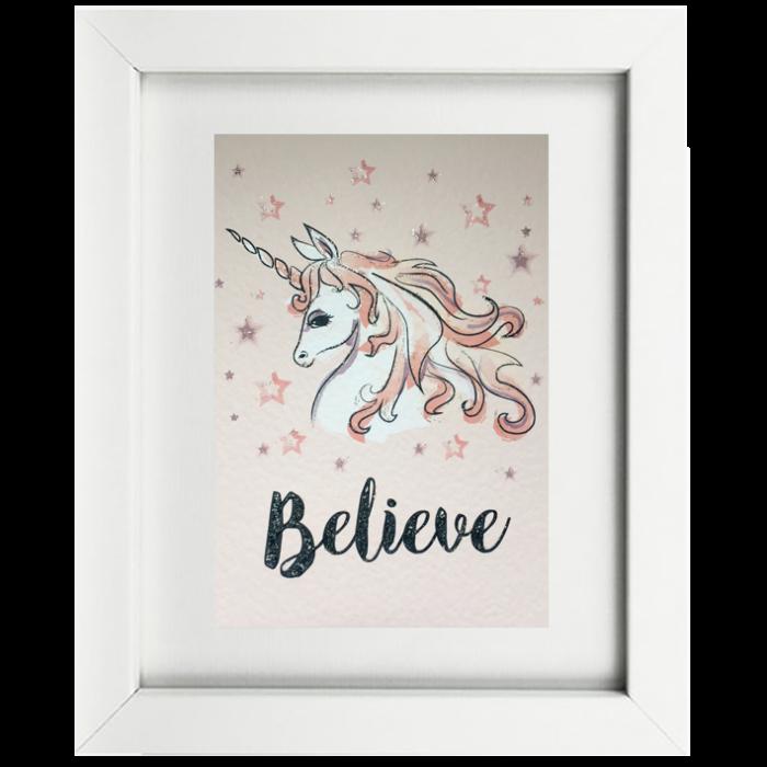 Catherine Loves | Believe Frame