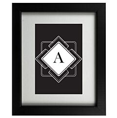 Art Deco A Frame
