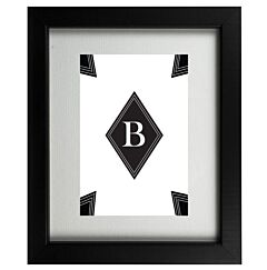 Art Deco B Frame