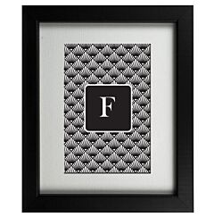 Art Deco F Frame