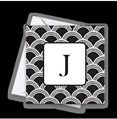 Art Deco J