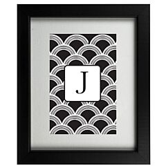 Art Deco J Frame