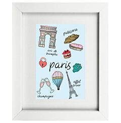 Paris Elements Frame