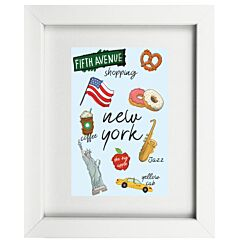 New York Elements Frame
