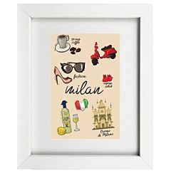 Milan Elements Frame