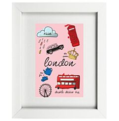 London Elements Frame