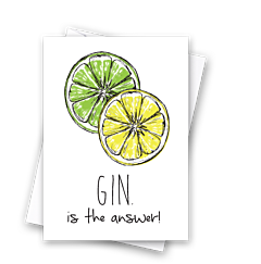 Gin is the Answer