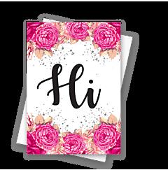Floral Hi