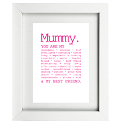 True Mummy Mothers Day