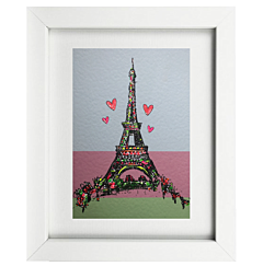 Eiffel Tower Valentine's Day Collection