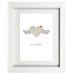 Let's Fly Away Valentine's Day Collection