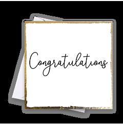 Congratulations Couture