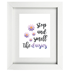 True Quotes Daisies