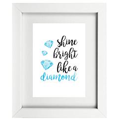 True Quotes Diamond