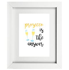 True Quotes Prosecco
