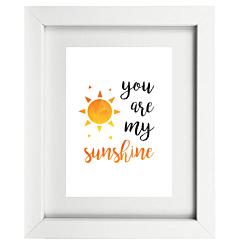 True Quotes Sunshine