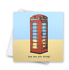 Pop - Phone Box