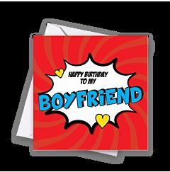Pop Boyfriend