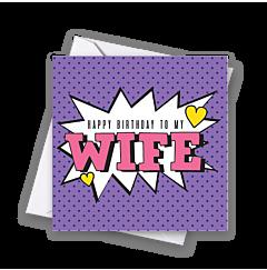 Pop Wife