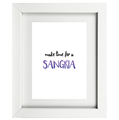 Sangria Frame
