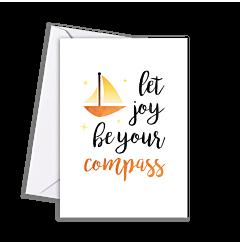 True - Compass