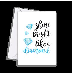 True - Diamond