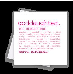 True Goddaughter