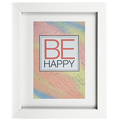 Be Happy Frame