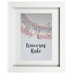 Unicorns Rule Frame
