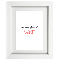 Wine Frame